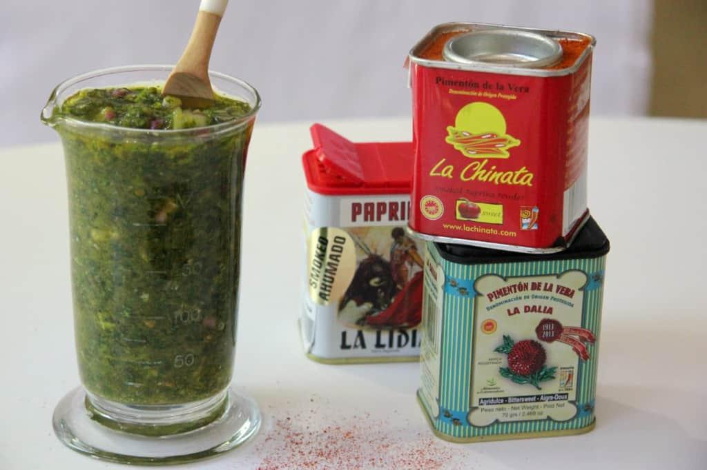 Homemade Chimichurri Recipe