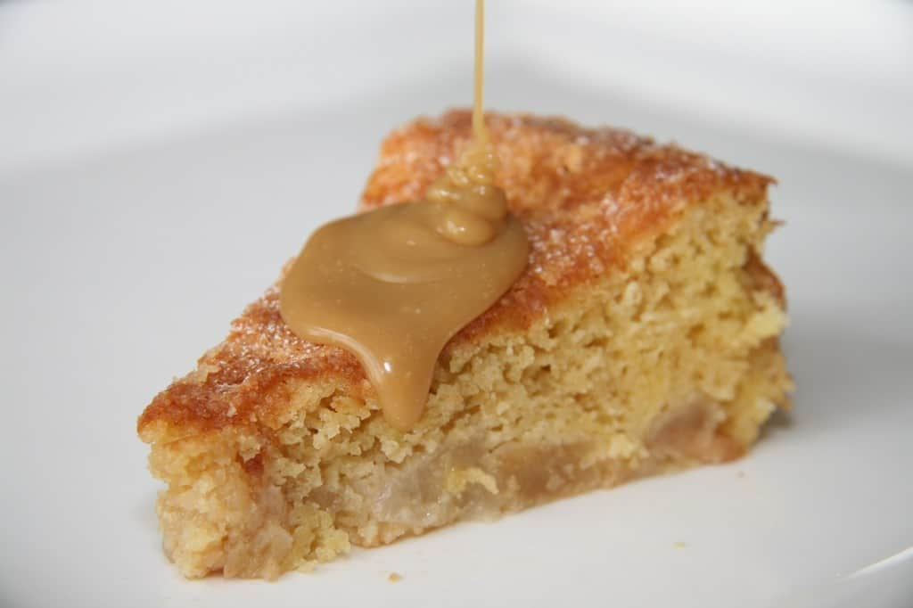 Heavenly Pear Cake Easy Recipe