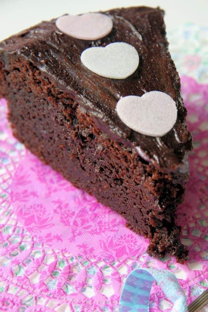 Jager Chocolate Cake